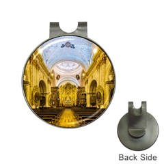 Church The Worship Quito Ecuador Hat Clips With Golf Markers by Nexatart