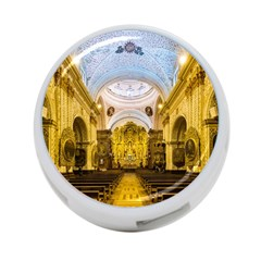 Church The Worship Quito Ecuador 4 Port Usb Hub (two Sides)  by Nexatart