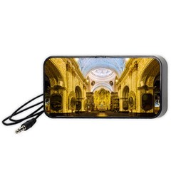Church The Worship Quito Ecuador Portable Speaker (black)