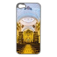 Church The Worship Quito Ecuador Apple Iphone 5 Case (silver)