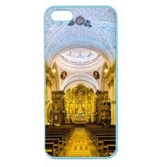 Church The Worship Quito Ecuador Apple Seamless Iphone 5 Case (color) by Nexatart