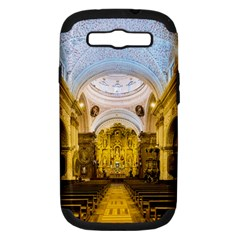 Church The Worship Quito Ecuador Samsung Galaxy S Iii Hardshell Case (pc+silicone)