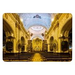 Church The Worship Quito Ecuador Samsung Galaxy Tab 8 9  P7300 Flip Case by Nexatart