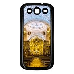Church The Worship Quito Ecuador Samsung Galaxy S3 Back Case (black)
