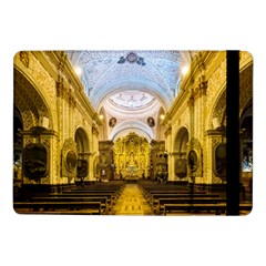 Church The Worship Quito Ecuador Samsung Galaxy Tab Pro 10 1  Flip Case by Nexatart