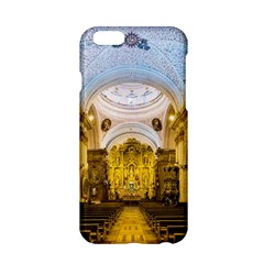 Church The Worship Quito Ecuador Apple Iphone 6/6s Hardshell Case by Nexatart
