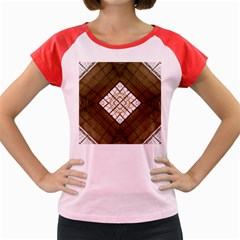 Steel Glass Roof Architecture Women s Cap Sleeve T Shirt