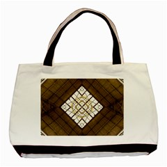 Steel Glass Roof Architecture Basic Tote Bag