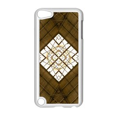 Steel Glass Roof Architecture Apple Ipod Touch 5 Case (white) by Nexatart