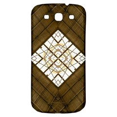 Steel Glass Roof Architecture Samsung Galaxy S3 S Iii Classic Hardshell Back Case
