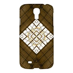 Steel Glass Roof Architecture Samsung Galaxy S4 I9500/i9505 Hardshell Case