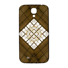 Steel Glass Roof Architecture Samsung Galaxy S4 I9500/i9505  Hardshell Back Case