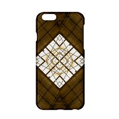 Steel Glass Roof Architecture Apple Iphone 6/6s Hardshell Case by Nexatart