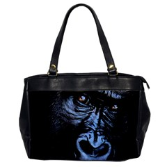 Gorilla Office Handbags by Valentinaart