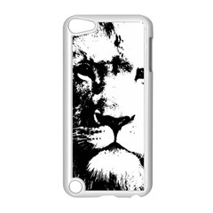 Lion  Apple Ipod Touch 5 Case (white) by Valentinaart