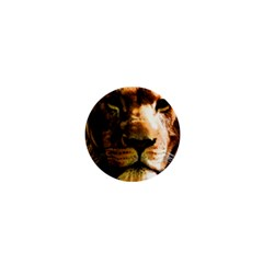Lion  1  Mini Buttons by Valentinaart