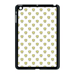 Angry Emoji Graphic Pattern Apple Ipad Mini Case (black) by dflcprints