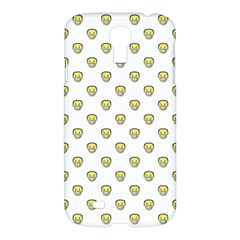 Angry Emoji Graphic Pattern Samsung Galaxy S4 I9500/i9505 Hardshell Case by dflcprints