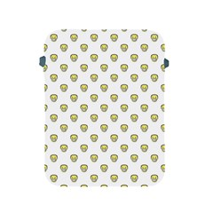 Angry Emoji Graphic Pattern Apple Ipad 2/3/4 Protective Soft Cases by dflcprints
