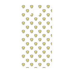 Angry Emoji Graphic Pattern Samsung Galaxy Alpha Hardshell Back Case by dflcprints
