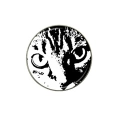 Cat Hat Clip Ball Marker (4 Pack) by Valentinaart