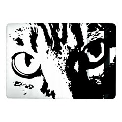 Cat Samsung Galaxy Tab Pro 10 1  Flip Case by Valentinaart