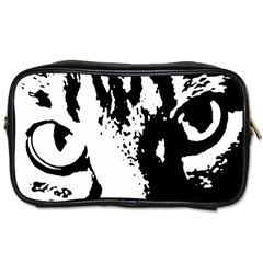 Lion  Toiletries Bags 2 Side by Valentinaart