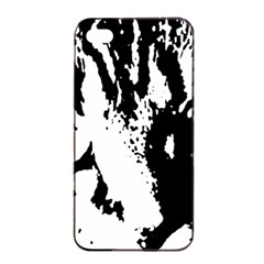 Lion  Apple Iphone 4/4s Seamless Case (black) by Valentinaart