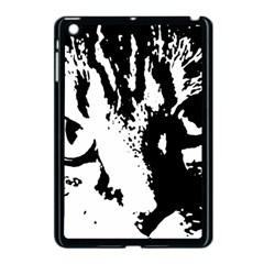Lion  Apple Ipad Mini Case (black) by Valentinaart
