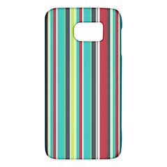 Colorful Striped Background  Galaxy S6 by TastefulDesigns