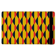 Triangles pattern Kindle Fire (1st Gen) Flip Case by LalyLauraFLM