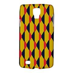 Triangles Pattern Samsung Galaxy Ace 3 S7272 Hardshell Case by LalyLauraFLM