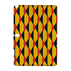 Triangles pattern HTC Desire 601 Hardshell Case by LalyLauraFLM
