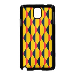 Triangles Pattern Samsung Galaxy S5 Back Case (white) by LalyLauraFLM