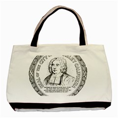 Seal Of Berkeley, California Basic Tote Bag (two Sides) by abbeyz71