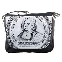 Seal Of Berkeley, California Messenger Bags by abbeyz71