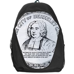 Seal Of Berkeley, California Backpack Bag by abbeyz71
