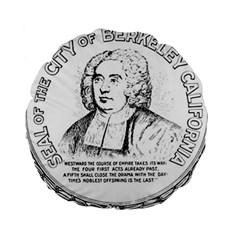 Seal Of Berkeley, California Standard 15  Premium Round Cushions by abbeyz71