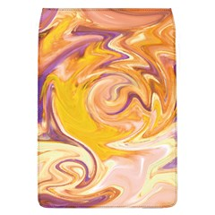 Yellow Marble Flap Covers (l)