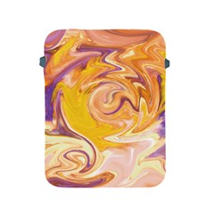 Yellow Marble Apple Ipad 2/3/4 Protective Soft Cases