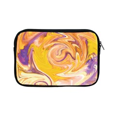 Yellow Marble Apple Ipad Mini Zipper Cases