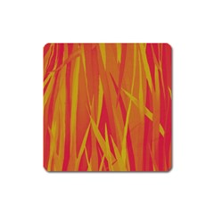 Pattern Square Magnet by Valentinaart