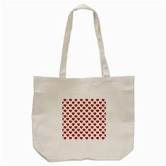 Emoji Heart Shape Drawing Pattern Tote Bag (cream) by dflcprints