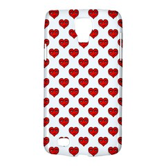 Emoji Heart Shape Drawing Pattern Galaxy S4 Active by dflcprints