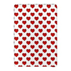Emoji Heart Shape Drawing Pattern Samsung Galaxy Tab Pro 10 1 Hardshell Case by dflcprints