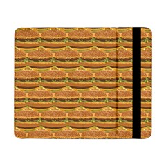 Delicious Burger Pattern Samsung Galaxy Tab Pro 8 4  Flip Case by berwies