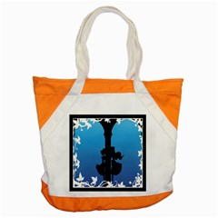 Strawberry Panic Accent Tote Bag by Gogogo