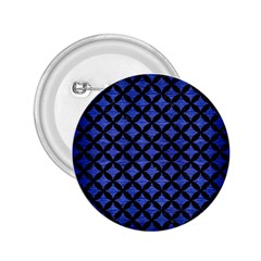 Circles3 Black Marble & Blue Brushed Metal (r) 2 25  Button