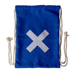 Pirate Medic Drawstring Bag (large) by NoctemClothing