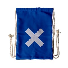 Pirate Medic Drawstring Bag (small) by NoctemClothing